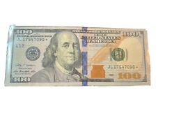 2009a 1 Hundred Dollar Bill Star Note Circulated Condition