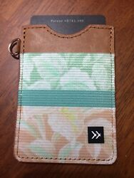 Thread Wallet - Clip On Keychain *New*  FREE SHIPPING- US ONLY $15.50