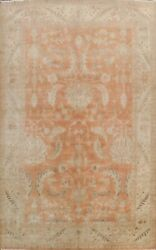 Antique Style Vegetable Dye Hand-knotted Oushak Egyptain Oriental Area Rug 9x12