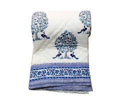 Handmade Quilts For Sale Queen Size Fully Reversible Warmest Quilt For Winters