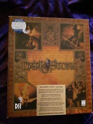 Darkstone Big Box Cd Rom Video Game With Manual Rated T Teen