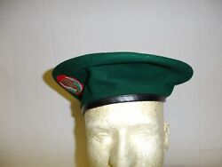 R25c-113 Vietnam Rvn Beret Sf Special Forces Green Size 56 Lldb R25c