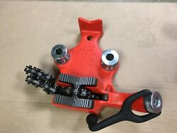 Ridgid 40195 Model Bc410 Top Screw Bench Chain Vise, 1/8-inch To 4-inch New