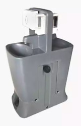 Portable Hand Washing Station - 2 Sinks 2 Soap And 2 Paper Towel Dispensers - New