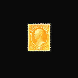 Usa Official Stamp-mint Ogandh Xf So9 Very Large Margins All Sides