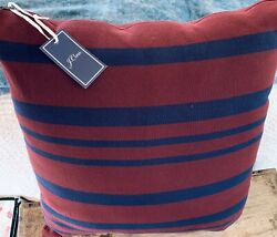 J. Crew Home Decorative Throw Pillows Nwt 20andrdquox 20andrdquo Rare Sold Out New Nwt