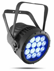 Chauvet Pro Colorado2qzoom Solid Indoor/outdoor Wash Light With 14 Rgbw Leds And