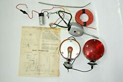 Cabco Truck Directional Signal Blinker Switch Lamps Assembly Nos Nib Rat Rod