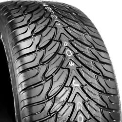 4 New Federal Couragia S/u 305/40r22 115v Xl A/s Performance Tires