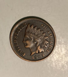 1909s Indian Head Penny High Grade