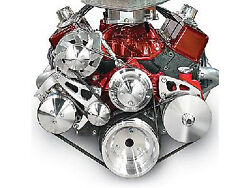 March Performance 23053 Mid Mount Alternator Kit For Big Block Chevy Engine