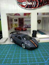 🔴2020 Hot Wheels Custom Lamborghini Murcielago SV With Real Riders $16.55