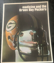 Medicine And The Green Bay Packers By The Upjohn Company Paperback