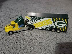 Green Bay Packers 1995 Matchbox Truck From White Rose Collectibles Football Nfl