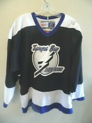 Tampa Bay Lightning Stanley Cup Champions 2004 Autographed Jersey Nhl Shirt