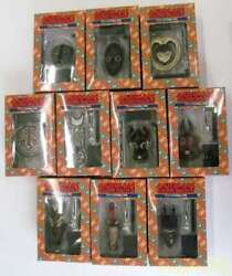 Tea-two 10 Set Aichi Expo Africa History Used Shipping From Japan No.14