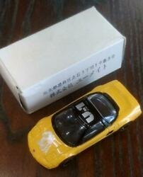 Tomica Honda Nsx Yellow Mini Car Toy Diecast Rare From Japan Free Shipping