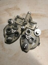 American Optical Phoropter Model 11625 Excellent Condition