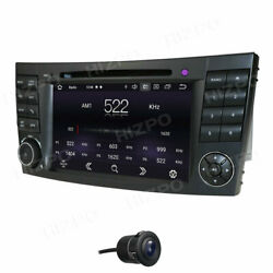 For Mercedes-benz E-class W211 W219 Android 10.0 7 Car 4-core Gps Radio Dvd Nav