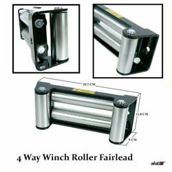 Dd 10 9500lb-10000lb-12000lb Replacement Recovery Combo Winch Roller Fairlead