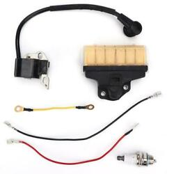 Air Filter Ignition Coil Ignition Kit For Stihl 021 023 025 Ms210 Ms230 Ms250
