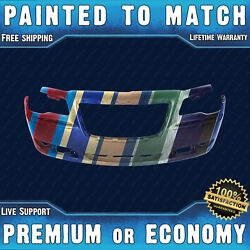 New Painted To Match - Front Bumper Cover Replacement For 2011-2014 Chrysler 300