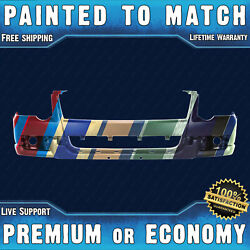 New Painted To Match Front Upper Bumper For 2006-2010 Ford Explorer / Sport Trac