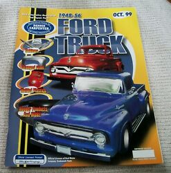 1948-56 Ford Truck Parts Catalog Oct. 99 By Dennis Carpenter Industries