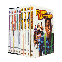 Family Matters The Complete Series Seasons 1 9 DVD 27 Disc Set Free Shipping