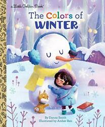 The Colors of Winter Little Golden Book