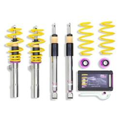 Kw V3 Coilovers For Volkswagen Golf Mk3 Syncro / 4wd 1hx1 1h 01/93- 35280053