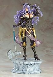 Fire Emblem If Camilla 1/7 Scale Abs And Pvc Painted Figure Japan