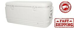 Large Igloo Cooler 120 Qt Quart Max Cold Ice Chest Insulated Marine Fishing $83.99