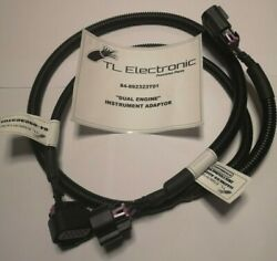 84-892323t01 Smartcraft Dual Engine + 84-879981t20 Harness Assembly