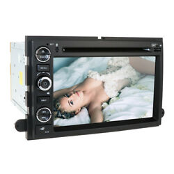 7 Car Stereo Dvd Player Gps Bt Touch Radio For Ford F-150 2005 2006 2007 2008