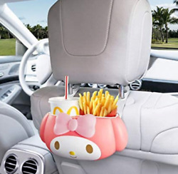 My Melody Holder For Car Drink And Potato Holder Limited By Fedex