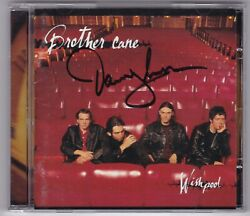 Brother Cane Wishpool Signed Cd Very Rare Autographed Damon Johnson