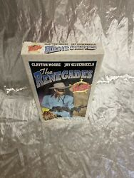The Renegades Best Of The Lone Ranger Vhs Clayton Moore Jay Silverheels