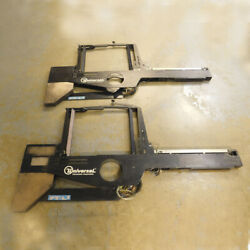 Lot Of 2 Universal Instruments Corporation 4906a Component Feeder Pick And Place