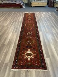 On Sale Beautiful Vintage Hand Knotted Tribal Runner Carpet 2andrsquo6andrdquox13andrsquo8andrdquo2934