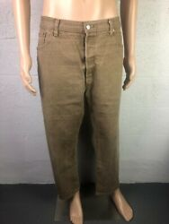 Strauss And Co 501xx Button Fly Wpl-423 Original Riveted Size W42xl27