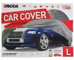 Moda by Coverking Car Cover Multi Layer Semi Custom Fit Large 16#x27; 9quot; 19#x27; $59.99