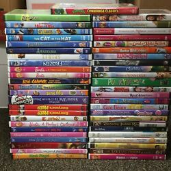 Kids Dvd Movies Lot 2.99 Each U Pick Your Movie Free Shipping After 1st Dvd Z