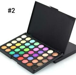 40 Color Eyeshadow Cosmetic Makeup Set $6.95