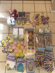 Easter Supplies Toys Stickers Notepad Games Basket Eggs Wholesale 302 Pieces