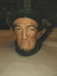 Royal Doulton Toby Mug Large.. Lot Of 18 And A Bouns Of 7..25 In All