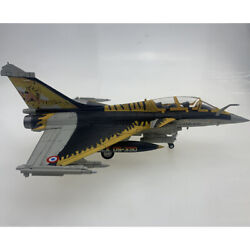 New 1/72 Scale French Air Force Rafale Tiger Meet 118-eb Aircraft Display Model