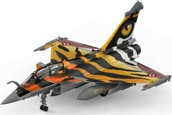 New 1/72 Scale French Air Force Rafale Tiger Meet 330-ec Aircraft Display Model