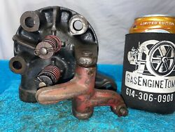 Head For 1 1/2 1 3/4 Or 2 Hp Hercules Economy Jaeger Hit Miss Gas Engine Antique