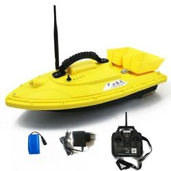Night Light Rc Distance Auto Lure Fishing Smart Remote Control Bait Boat Toy